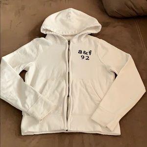 Abercrombie kids size Large sweater